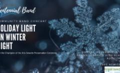Grand Junction Centennial Band Winter Concert