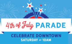 Downtown Fourth of July Parade