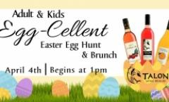 Egg-Cellent Easter Egg Hunt and Brunch