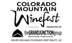 Colorado Mountain Winefest presented by the Grand Junction Group