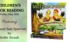 Summer Book Series - Sally and Sam Sparrow