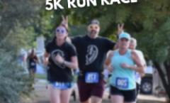 Just Peachy Run Race