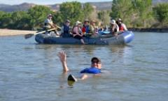 Raft the River