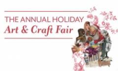 Annual Holiday Fine Art & Craft Fair