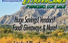 Spring Extravaganza Parking Lot Sale