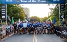 Tour of the Moon Bicycle Ride