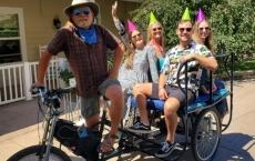 Palisade Pedicab