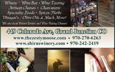 Shiras Winery & The Zesty Moose