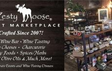The Zesty Moose & Shiras Winery