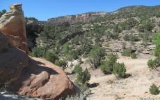 Bangs Canyon Trailhead - Rough Canyon Trail