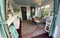 Charming, fully restored 1910 house, walk or bike to dtwn or campus