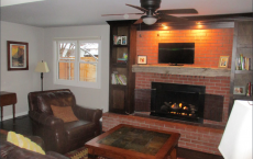 Charming home near CMU and St. Marys, only minutes from great biking!