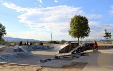 Eagle Rim Skateboard Park