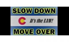 Slow Down, Move Over CO