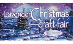 Christmas Craft Fair by the Lavender Assoc. of Western CO