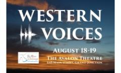 Western Voices - Two Rivers Chautauqua