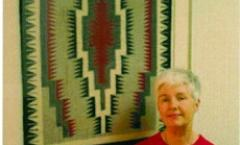 Visiting Artist Lecture Series - Unravelling the Narratives of Nostalgia about Navajo Weavers and Reservation Traders
