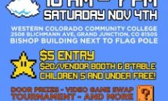 Grand Junction Video Game Con 2017