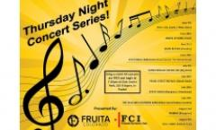 Thursday Concert in the Park Series