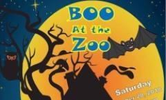 Boo at the Zoo Fundraiser