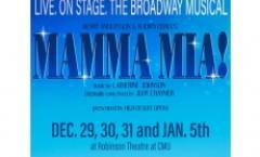 MAMMA MIA! The Broadway musical