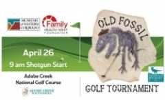 Old Fossil Golf Tournament - 10th Annual!