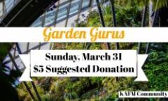 Garden Gurus: Tips & Tricks