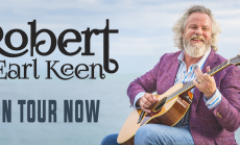 Robert Earl Keen at Colorado River State Park