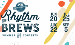 Rhythm + Brews Summer Series