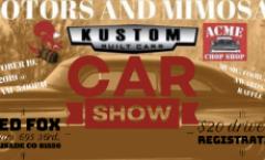 Motors & Mimosas Car Show