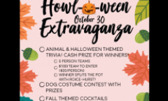 Howl-o-ween Extravaganza