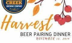 Harvest Beer Pairing Dinner