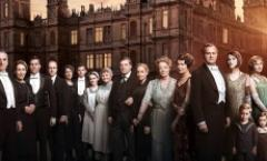 Dinner, Shopping & A Movie: Downton Abbey