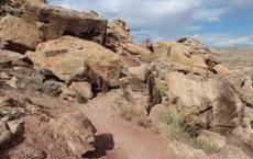 Mack Ridge Trail