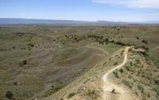 Tabeguache Trailhead