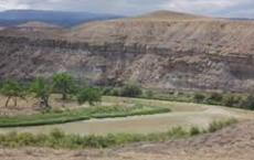The Gunnison River Bluffs Trail