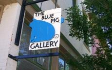 The Blue Pig Gallery