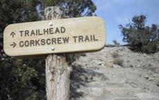 Corkscrew Trail