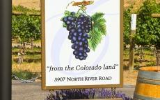 Colterris Winery Tasting Room