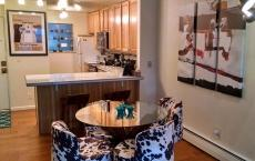 Completely remodeled downtown apartment