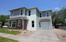 The Blue Bungalow: Brand New Home Downtown Grand Junction