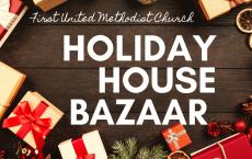 Holiday House Bazaar