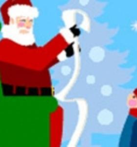 Cookies 'N' Clause - Movie and Storytime with Santa