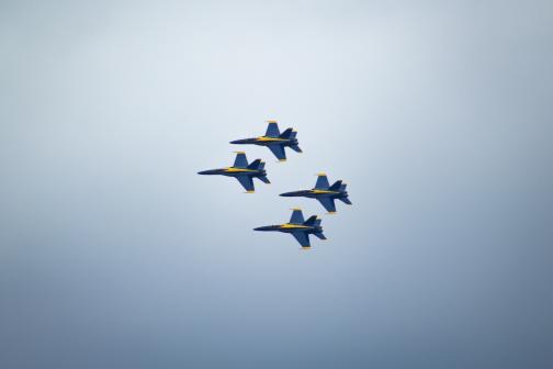 Blue Angels vs The Thunderbirds | Visit Grand Junction, Colorado
