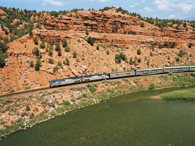 Amtrak Train Station Visit Grand Junction Colorado