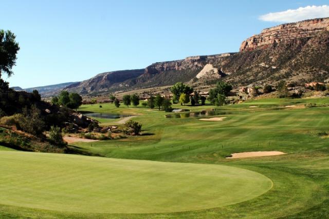 Tiara Rado Golf Course Visit Grand Junction Colorado