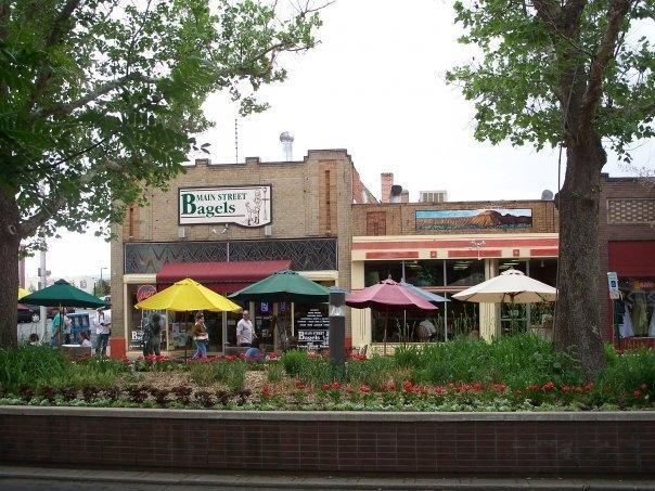 Main Street Bagels Bakery