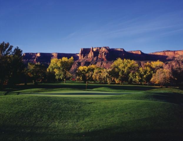 Tiara rado grand junction colorado golf course information and reviews for Bookcliff gardens grand junction colorado